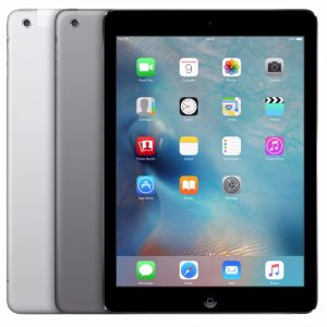 Apple iPad Air 1 | 9.7″ inch | 1st Generation